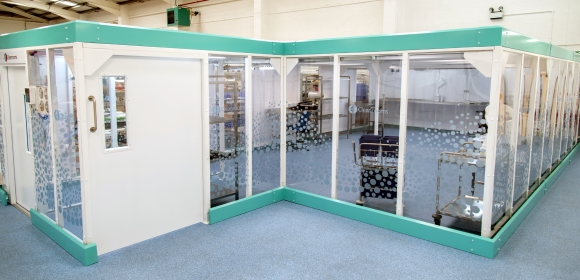 Connect 2 Cleanrooms - Clean air solutions reduces contamination