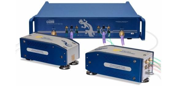 Aspen Electronics Ltd - 50-110GHz COBALT Fx mmWave VNA test solution