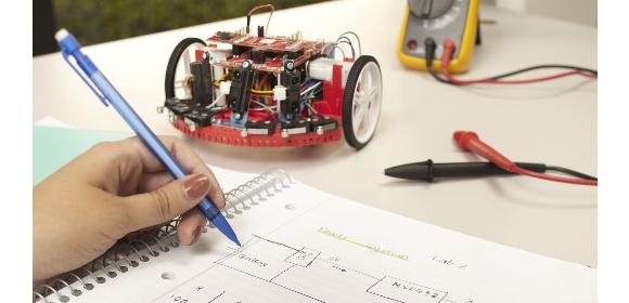 Texas Instruments Ltd University Robotics Kit Preparing Future