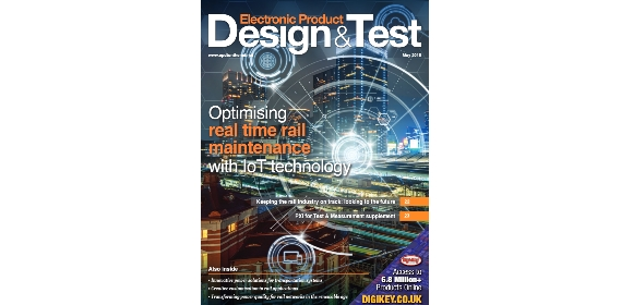 EPDT's May issue cover