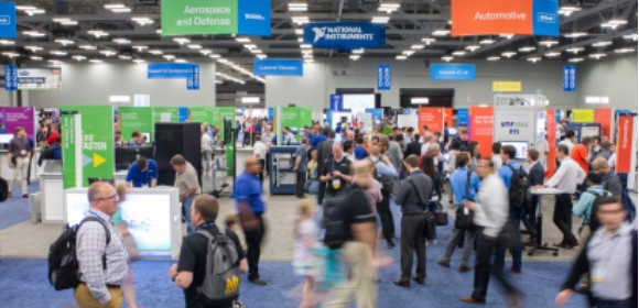 National Instruments - NIWeek 2018: Future faster…