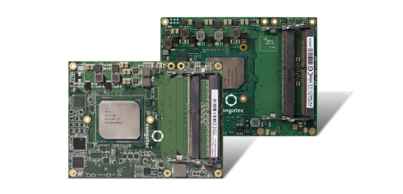 From Congatec: the COM Express Type 7 Server-on-Module