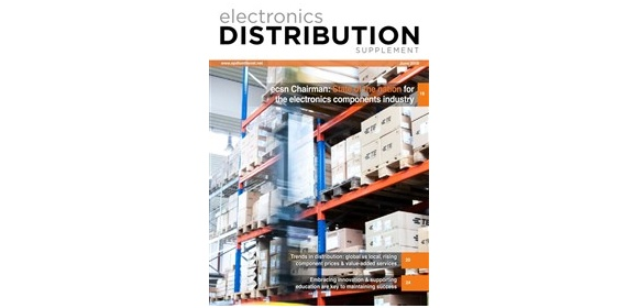 EPDT June 19 Electronics Distribution supplement cover image