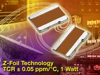 Z-foil surface-mount current sensing chip resistor