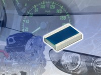 Vishay introduces industry's first wide terminal thin film chip resistors in 0406 case size