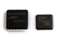 YEG Components has announced the availability of the New Japan Radio NJU20300 and NJU20301.
