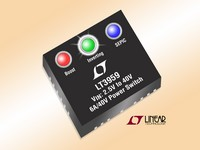 Boost, SEPIC and inverting DC/DC converter