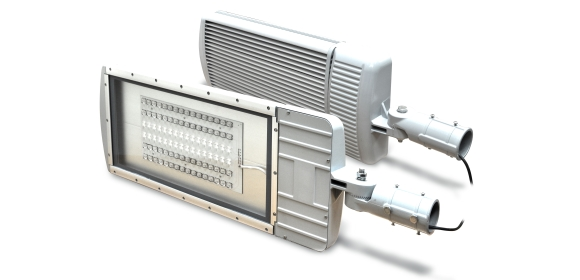 NLCO's advanced OCR lamp units for area lighting applications.