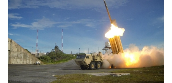 The Terminal High Altitude Area Defense (THAAD) seeker enables hit-to-kill engagements of short-, medium-, and intermediate-range ballistic missiles | Credit: BAE Systems