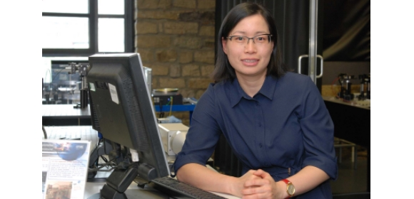 Qunfen Qi, Senior Research Fellow, Department of Engineering and Technology at The University of Huddersfield