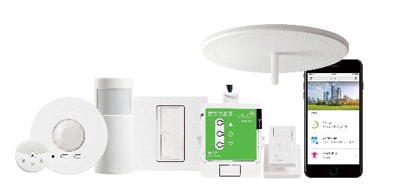 From Luton Electronics: Vive wireless lighting technology