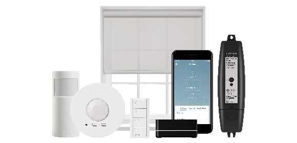 From Lutron: smart light technology for the smart home, RA2 Select