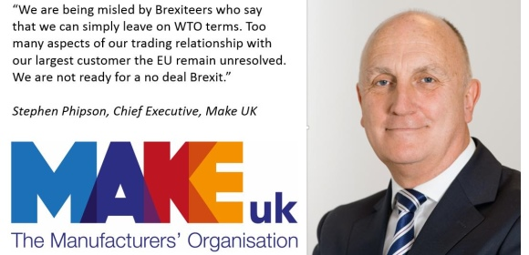 Stephen Phipson, Make UK CEO quote