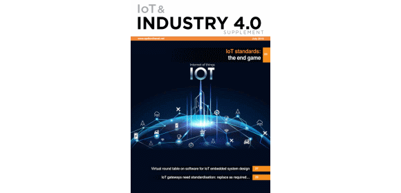 EPDT H2 2019 IoT & Industry 4.0 supplement cover image