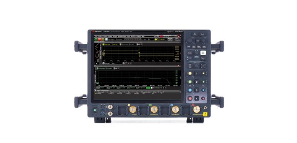 Figure 1. Keysight's UXR Series oscilloscope - UXR1104A