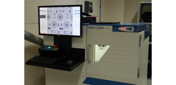 Nordson DAGE Explorer one automatable X-ray inspection (MXI) machine