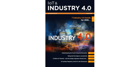 EPDT January 20 IoT & Industry 4.0 supplement cover image_580x280
