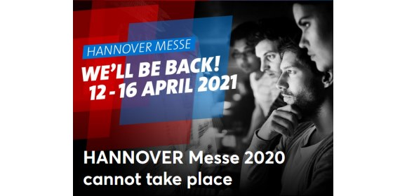 Hannover Messe 2020 cancelled due to coronavirus_580x280