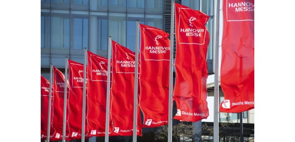HANNOVER MESSE 2021 will be held from 12 to 16 April 2021_580x280