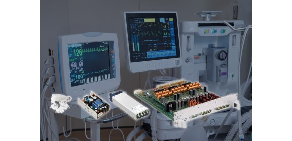 From external adapters to fully customised units, PRBX & COSEL provide power solutions for demanding medical applications [image: PRBX/Shutterstock/Nimon]