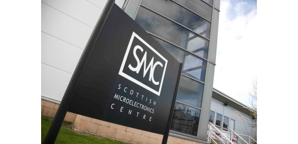 Scottish Microelectronics Centre engineers vital parts to support COVID-19 healthcare_580x280