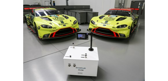 Prodrive-OVSI_Ventilator with Aston Martin Racing Vantage GTE_580x280