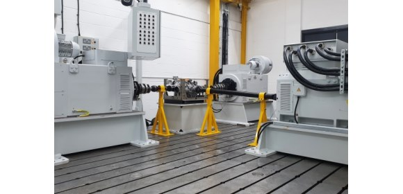 Drive System Design expands electrified powertrain test facilities_580x280